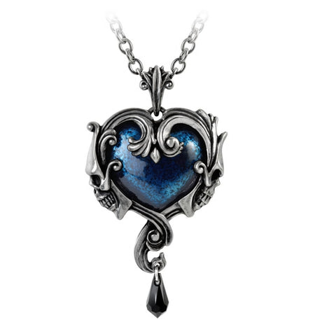 Affaire du Coeur Pendant Necklace by Alchemy Gothic