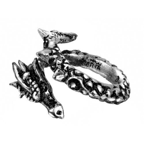 Vis Viva Dragon Ring by Alchemy Gothic