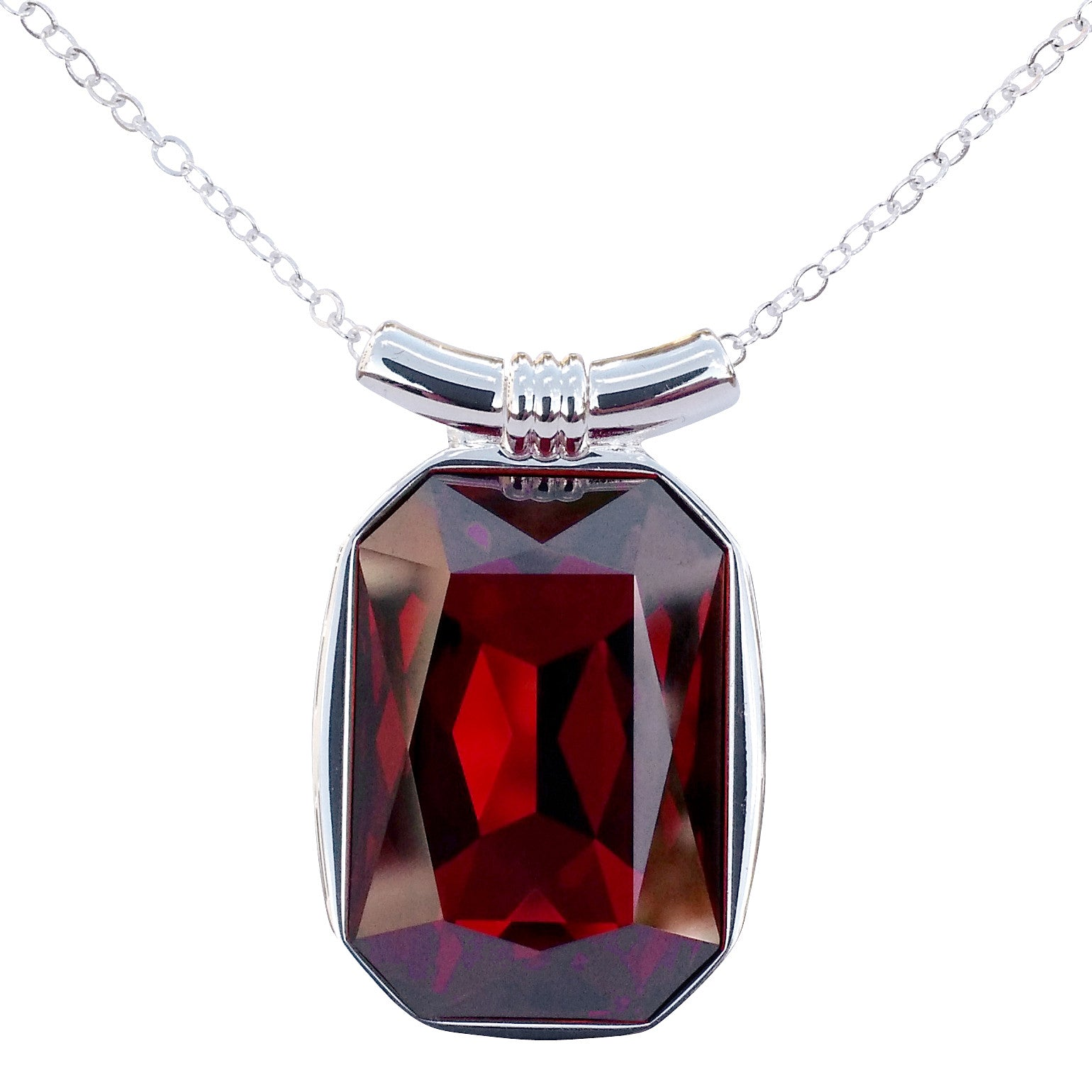 gold watch pyrope red almandine certified pendant gia garnet vvs necklace diamond white