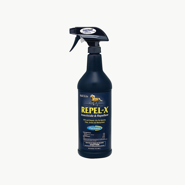 Repel-X Insecticide and Fly Repellent
