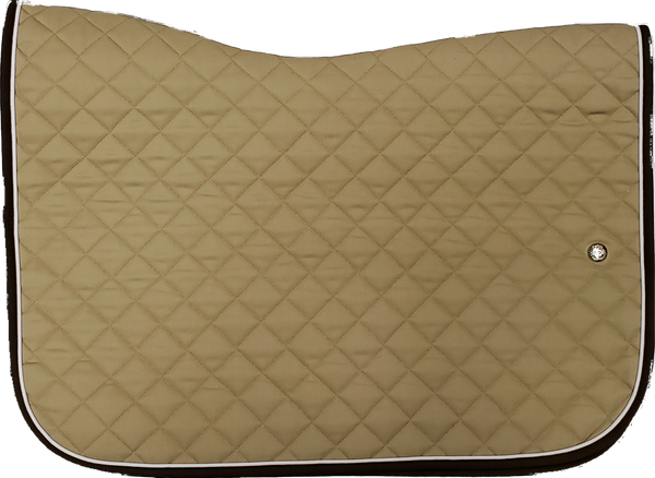 Ogilvy Jump Baby Pad - Beige / White / Chocolate