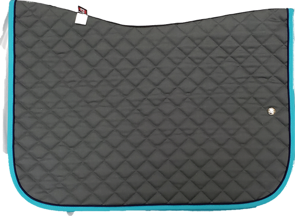 Ogilvy Jump Baby Pad - Grey / Navy / Turquoise