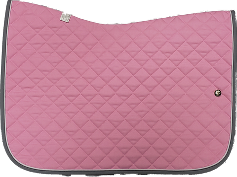 Ogilvy Jump Baby Pad - Baby Pink / White / Light Grey