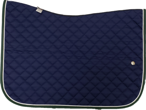 Ogilvy Jump Baby Pad - Navy / White / Hunter Green