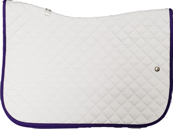 Ogilvy Jump Baby Pad - White / Bright Purple