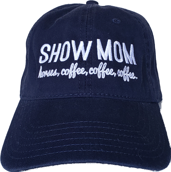 "Gray & Co. ""Show Mom"" Hat"