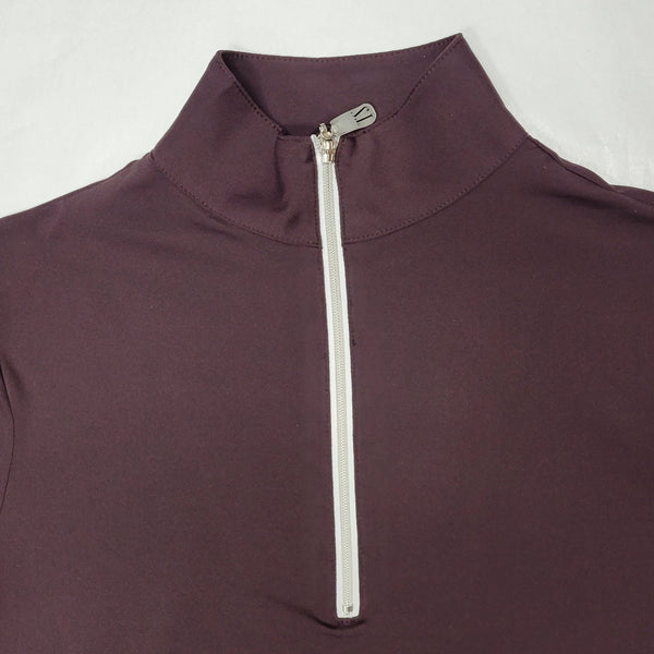 Tailored Sportsman IceFil Riding Shirt - Boysenberry