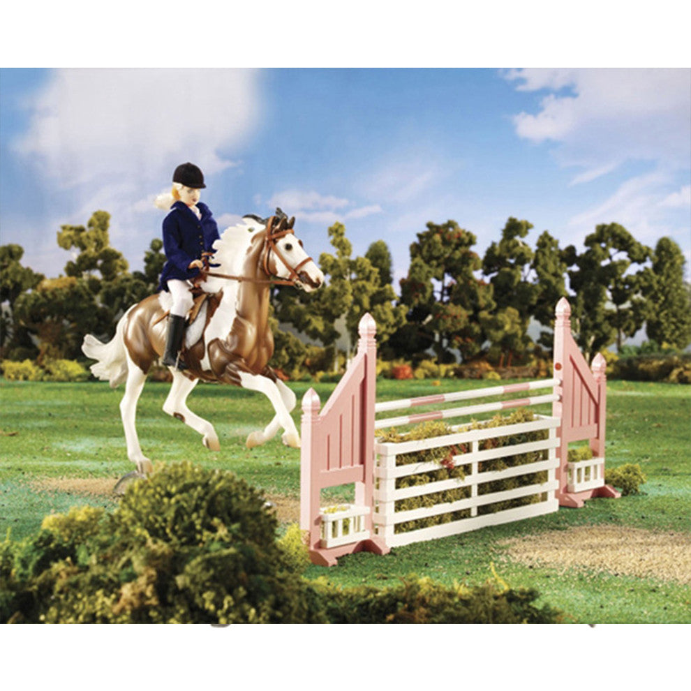 Breyer Brush Box Jump - 2043