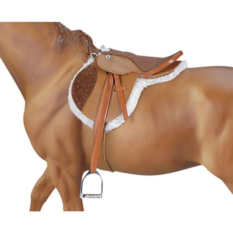 Breyer Devon Hunt Seat Saddle - 2464