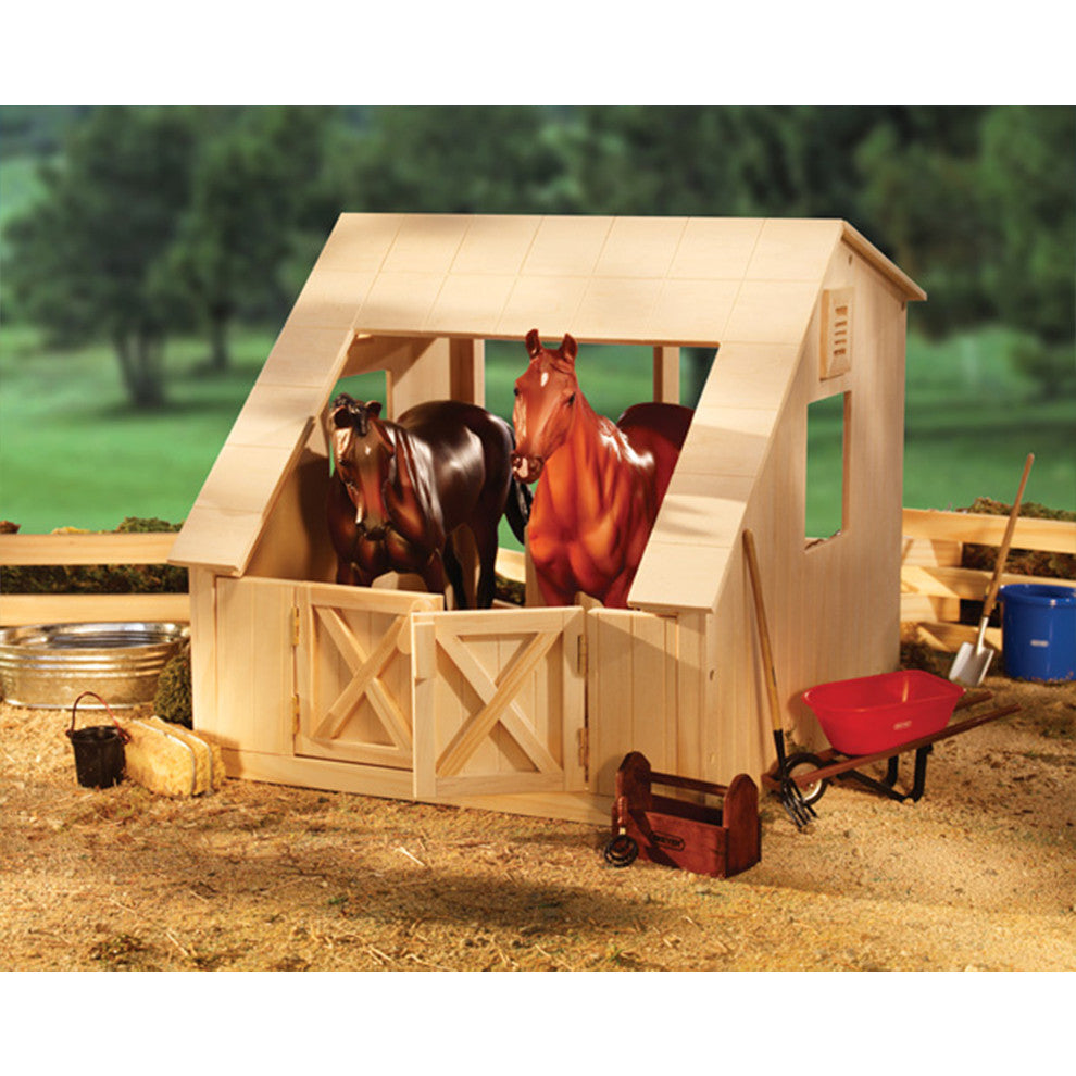 Breyer Wood Stable - 306