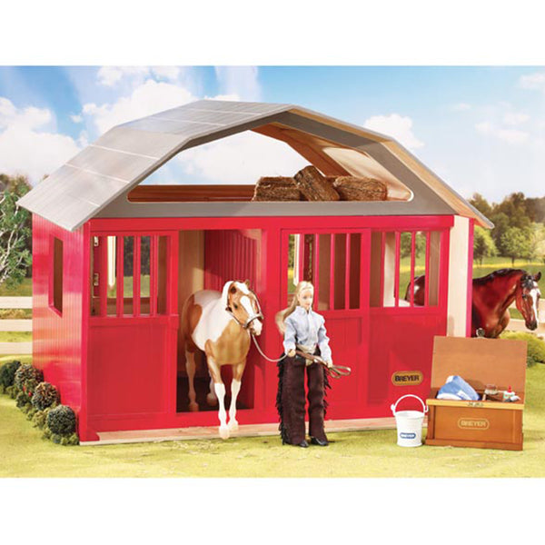Breyer Two Stall Barn - 307