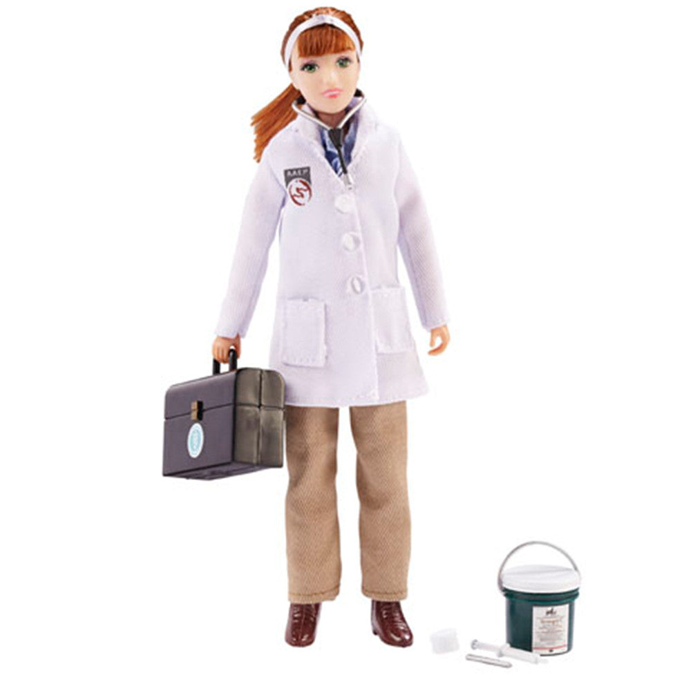 "Breyer Laura - Veterinarian 8"" Figure - 522"