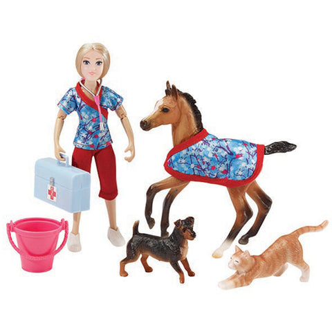 Breyer Day at the Vet - 62028