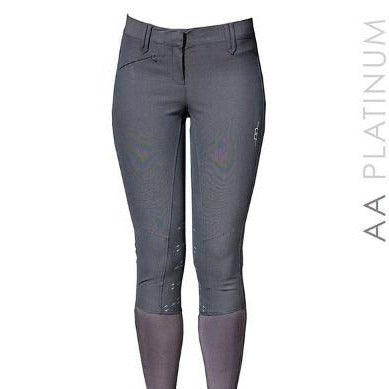 AA Silicon Knee Patch Ladies Breeches