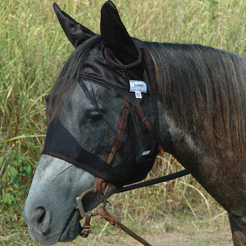 Cashel Quiet Ride Fly Mask w/ Ears