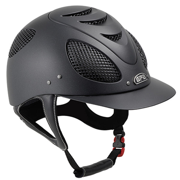 GPA Evo +2X Riding Helmet