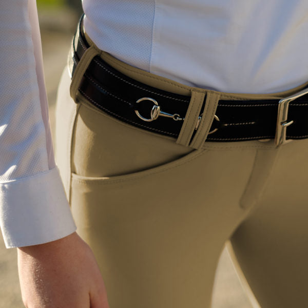 Tredstep Nero II Breeches - Tan