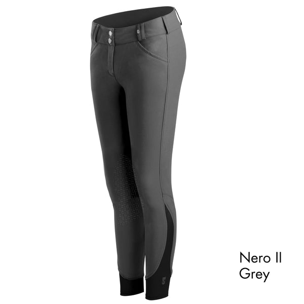 Tredstep Nero II Breeches - Grey