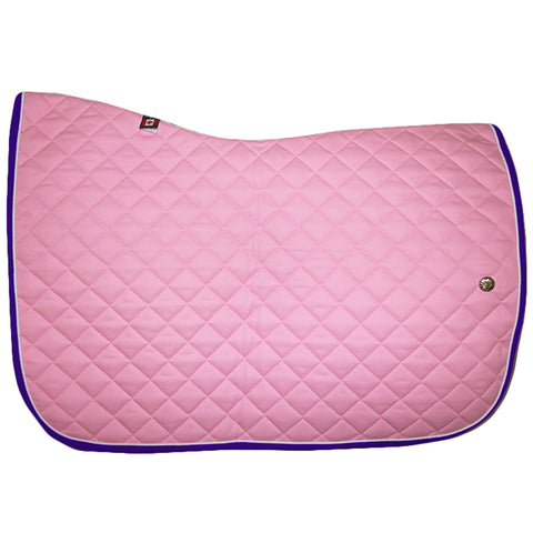 Ogilvy Jump Baby Pad - Baby Pink / White / Bright Purple