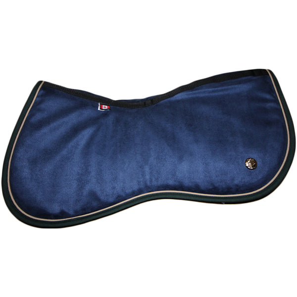 Ogilvy Jump Gummy Half Pad - Navy / Tan / Hunter Green