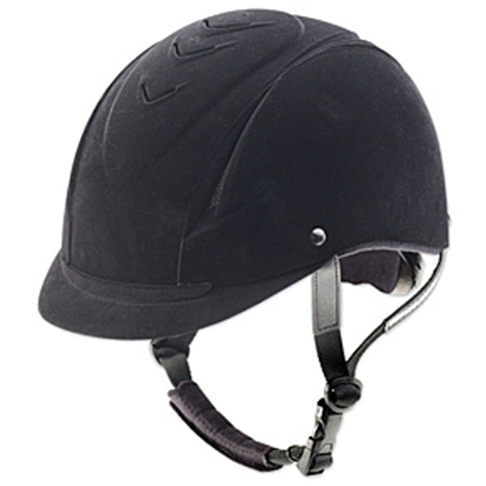 Ovation Competitor Riding Helmet - Black