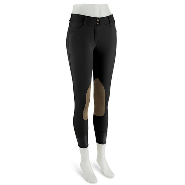 R.J. Classics Ladies Gulf Breeches - Black
