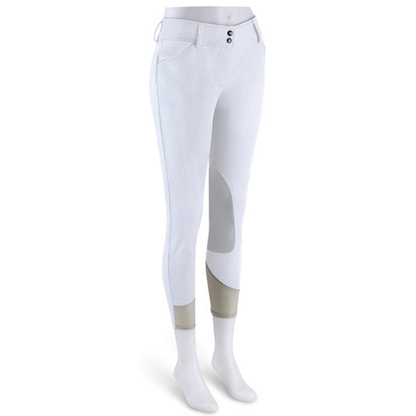 R.J. Classics Ladies Gulf Breeches - White