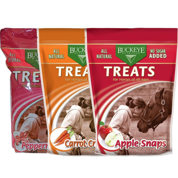 Buckeye All Natural Horse Treats