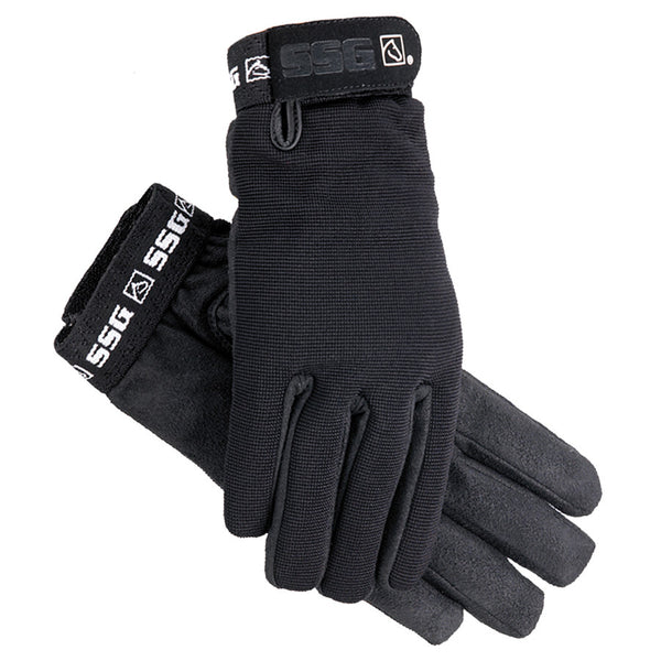 SSG All Weather Winter Lined Riding Gloves