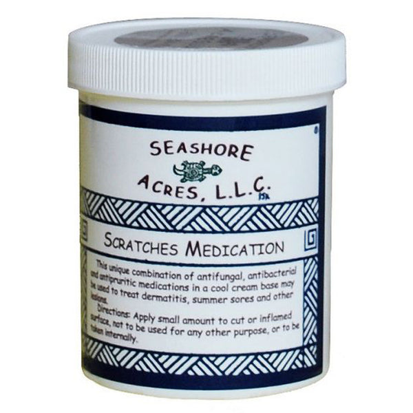 Seashore Acres Scratches Medication