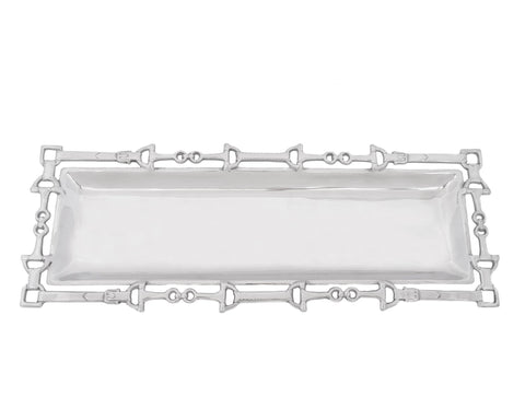 Arthur Court Oblong Tray with Bits