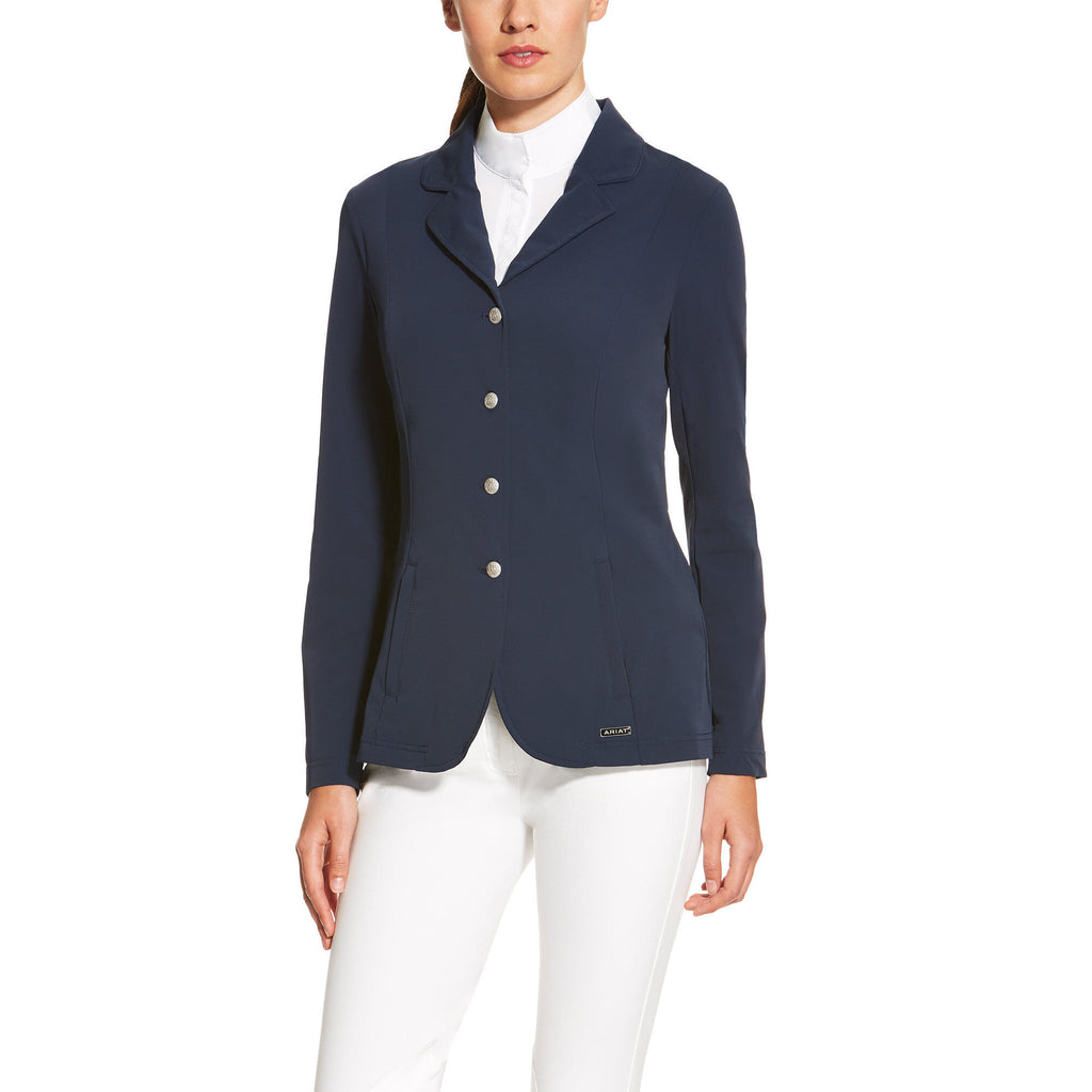 Ariat Artico Show Coat - Navy