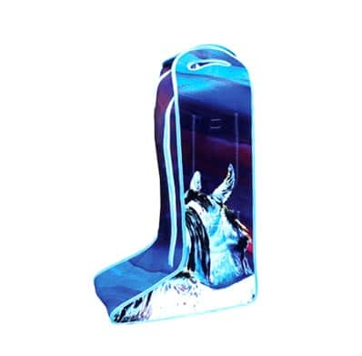 Art of Riding Boot Bag
