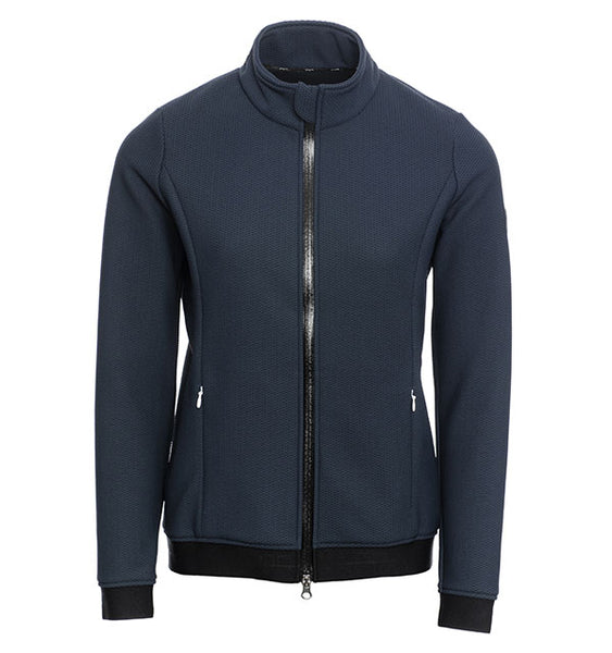 AA Respira Bonded Fleece - Navy