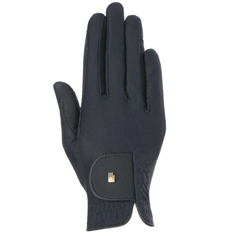 Roeckl Roeck-Grip Lite Riding Gloves - Black