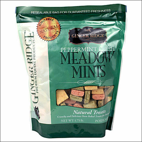 Ginger Ridge Meadow Mints Horse Treats