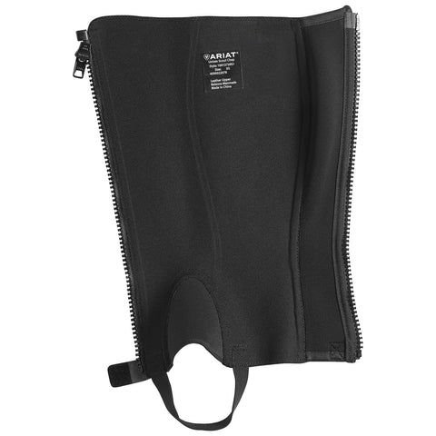 Ariat Scout Half Chaps - Adult / Black