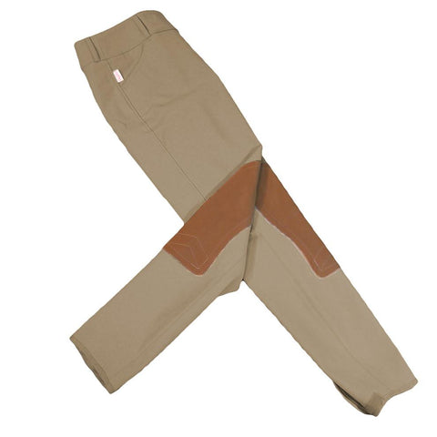 Tailored Sportsman Trophy Hunter Breeches - Tan