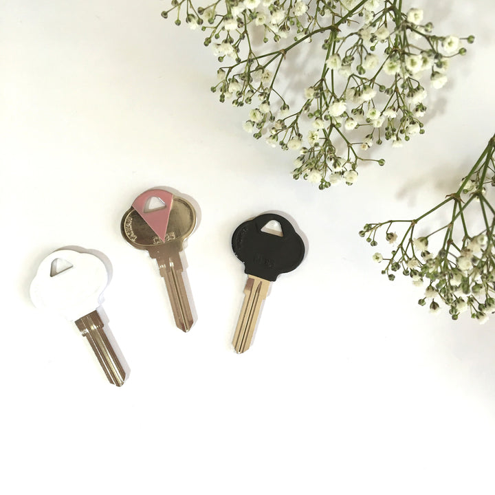 DIY: Painted Keys