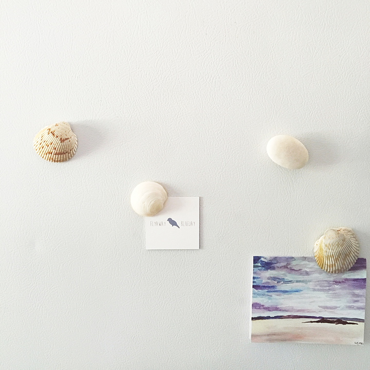 DIY: Keepsake Magnets