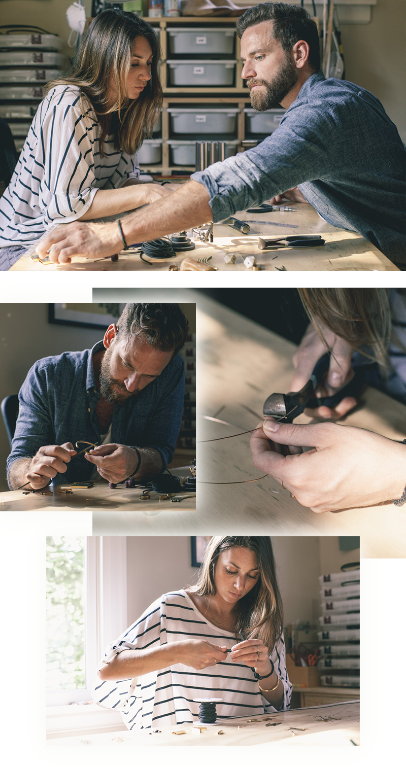Billy and Leah of Baleen Creating