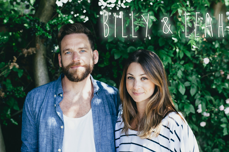 Billy and Leah of Baleen