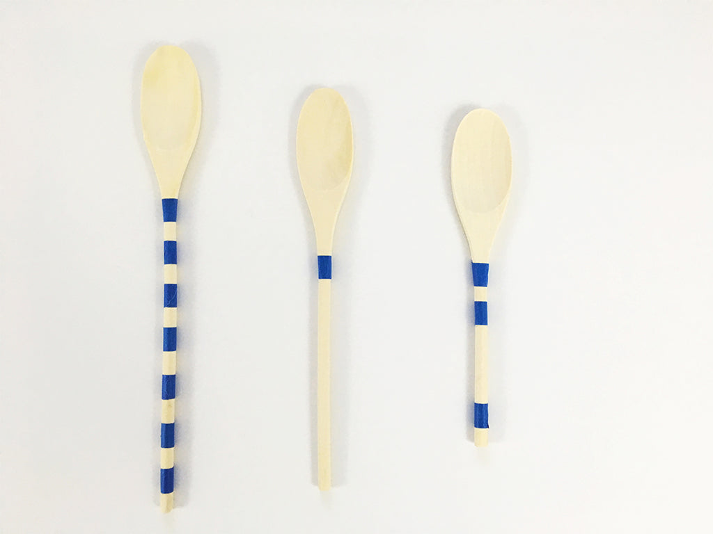 DIY Painted Spoons
