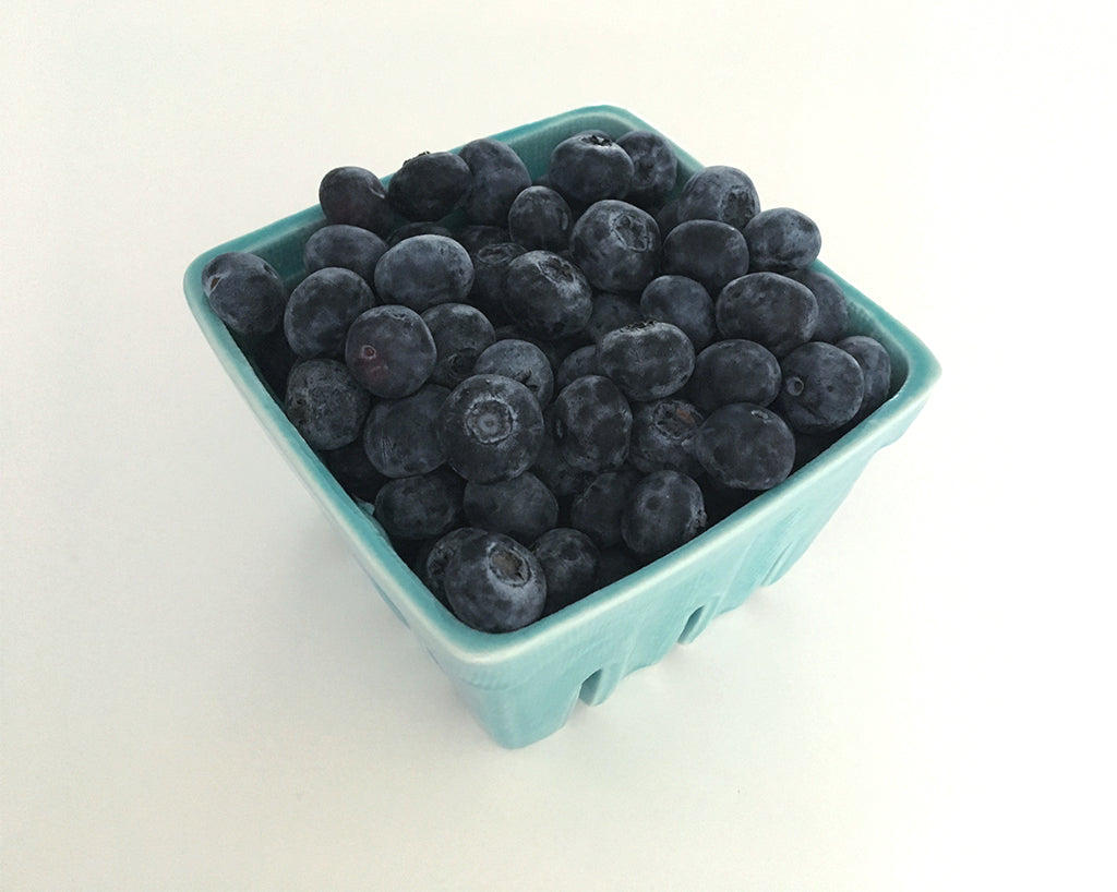 Healthy Living Blueberries