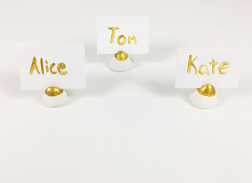 Thanksgiving Name Place Card Holder
