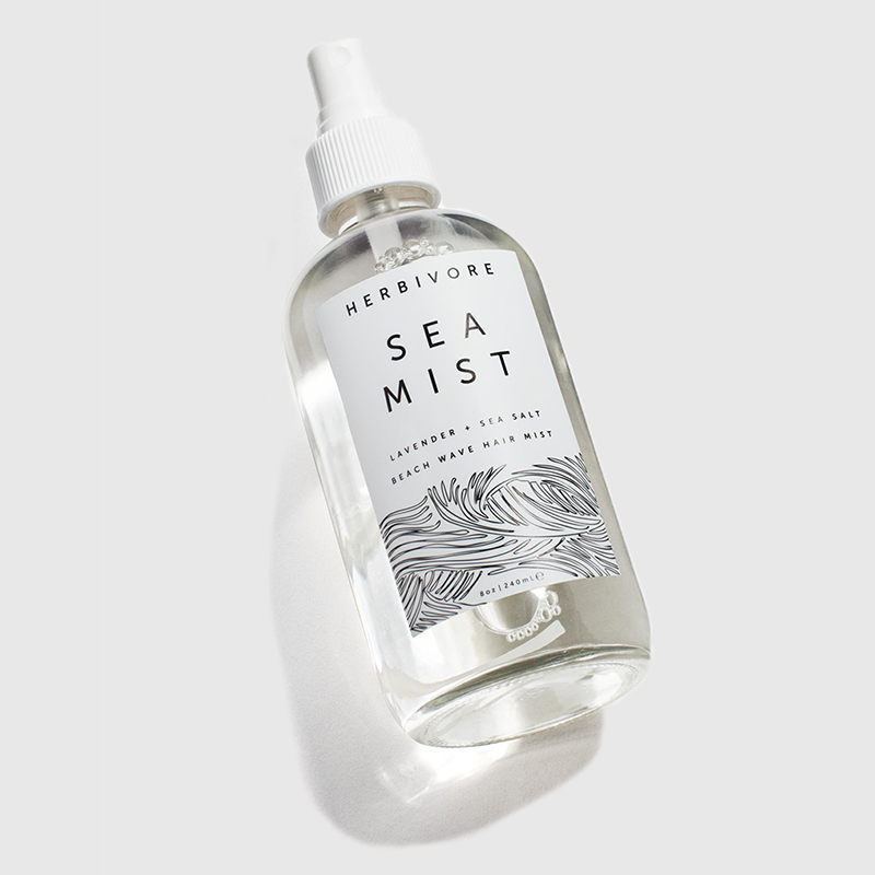 Lavender Hair Spray Beach Mist