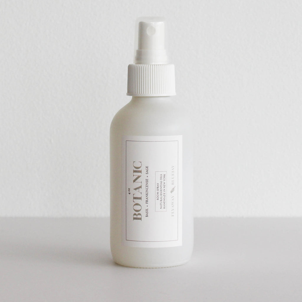 Botanic Handmade Natural Room Spray