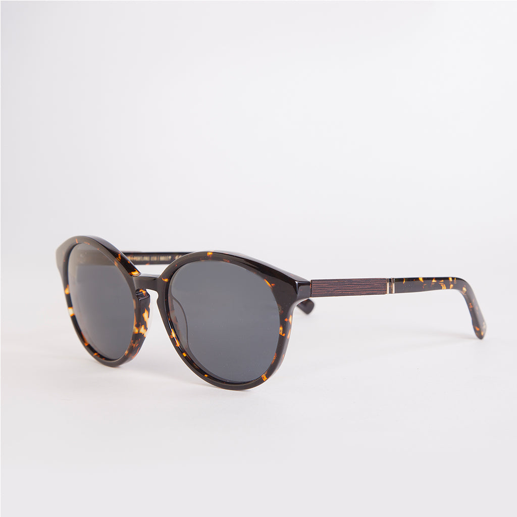 Bailey Dark Speckle Sunglasses