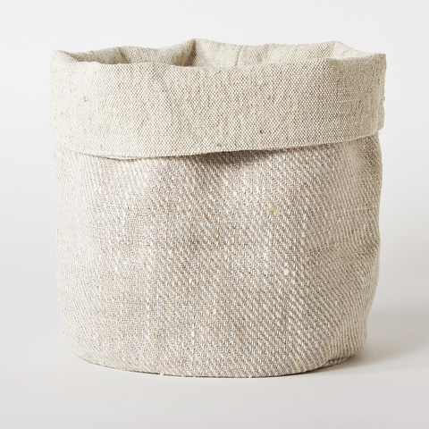 Large Linen Basket