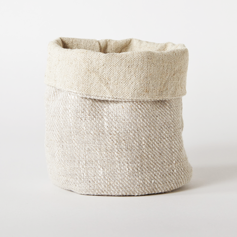 Medium Linen Basket